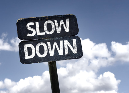 Slow Down from William Sinclair The Real Truth About You Podcast