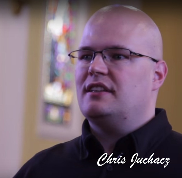 Catholic Seminarian Chris Juchacz- TheRealTruthAboutYou.com